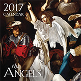 The Angels Wall Calendar